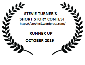 Short Story Runner up October 2019